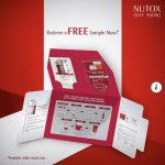 FREE Nutox Anti Ageing Range Sample Giveaway! 免费抗老护肤美容产品样品!