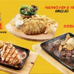 NY Steak Shack Buy 1 FREE 1 Deals! NY Steak Shack铁板烧买一送一优惠!