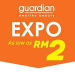 Guardian Expo Is Back! Guardian 清仓大促销终于又来了!