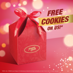 FREE special Famous Amos cookies Giveaway! 优惠免费Famous Amos曲奇饼!