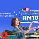 FREE up to RM100 of Digital Vouchers for Domestic Flights Giveaway! RM100数码优惠券,国内旅游开放申请!