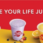 FREE a Cup of JUICY Fresh Juice Giveaway!免费請你喝水果汁!
