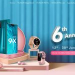 Honor 6th Anniversary Deals As Low As RM 0.60! Honor 6th周年促销,优惠价格低至60仙!