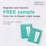 FREE Cellapy A.Repair Light Cream Sample Giveaway!免费Cellapy修复霜试用样品,寄到家!