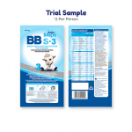 FREE Baby Steps® BBs-3™ Goat Milk Sample Giveaway! 羊奶试喝样品,寄到家!