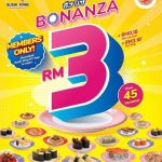 Sushi King Bonanza Is Back! Sushi King 一碟 RM3.18优惠又回来啦!