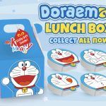 FREE Doraemon Lunch Box Giveaway! 免费哆啦A梦午餐盒!