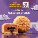 Tealive's popular Bubble Tea Mooncake Available at Here Now! Tealive 珍珠奶茶月饼也能在这里买到啦!