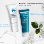 FREE Neogence Hydrating Fluid with Hyaluronic Acid (15ml) + Deep Pore Cleansing Mask (15ml) Sample Giveaway! 免费Neogence玻尿酸保湿 + 净思毛孔深层清洁泥面膜护肤样品!