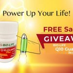 FREE  Bio-Life Q10 Guard Plus 5s Sample Giveaway! 免费Bio-Life Q10 Guard Plus 5s样品+优惠券!