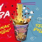 Tealive x Mamee Noodles New Spicy Mi Boba Available Here Now! Boba奶茶杯面, 新口味!