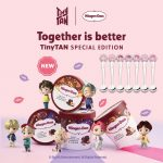 FREE One TinyTAN Special Spoon Giveaway! 赠送BTS防弹少年团TinyTAN系列汤匙!