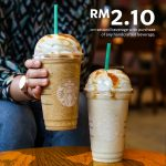 Starbucks Beverage ONLY RM 2.10 Promo! 星巴克咖啡只要RM2.10!