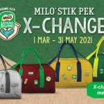 FREE Milo Sports Bag Giveaway!赠送免费MILO运动包!