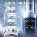 FREE Lancôme Advanced Genifique Sample To Your Doorstep!免费Lancôme小黑瓶新精华样品!